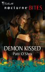 Cover of Demon Kissed